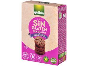 Печенье GULLON с кус шок б/глютена Cookies with chocolate chips gluten free