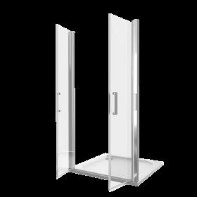 Душевая дверь BAS FANTASY SD-80-C-CH