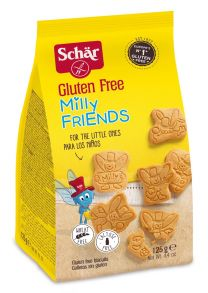 Dr. Schar Milly Friends Печенье, 125 г