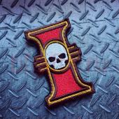 Шеврон Ордена Инквизиторов мира Вархаммер