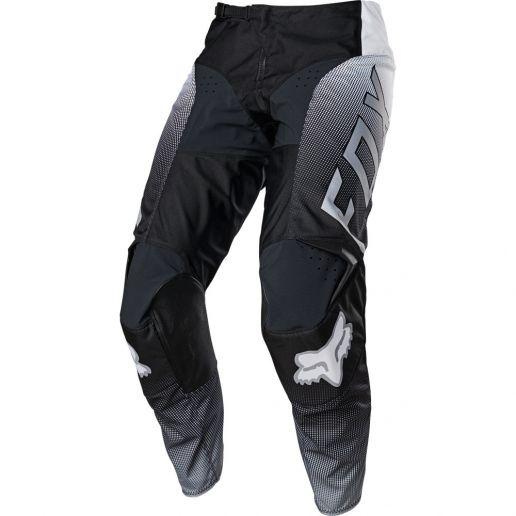 Fox 180 Oktiv Black/White штаны для мотокросса