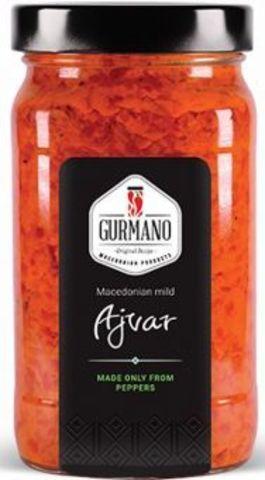 Айвар сладкий Гурмано - 490 гр