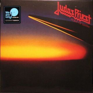 Judas Priest 1981-Point Of Entry (2017) EU