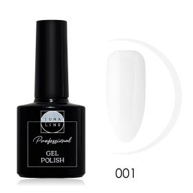 Гель-лак LunaLine 001-1 — супер белый