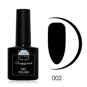Гель-лак LunaLine 002-1 — супер черный
