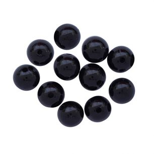 14мм Бусины круглые пластик (1шт)