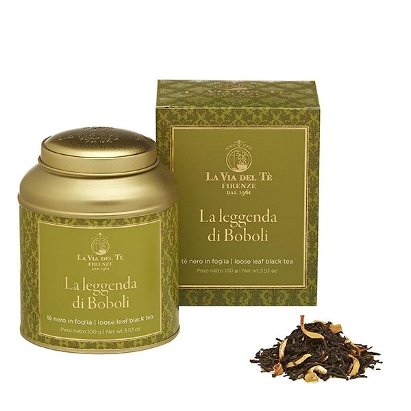 NF1 Чай черный Легенда Боболи 100 г, Te' nero Leggenda di Boboli 100 g