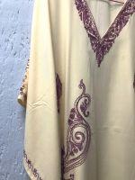 Кремовое платье свободного размера, интернет магазин