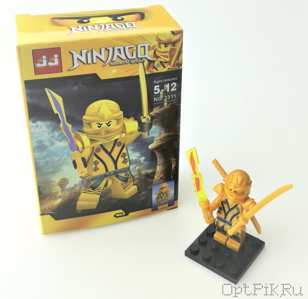 LEGO Ninjago (Ниндзя го)