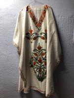 Белое платье из натурального индийского шелка, Москва