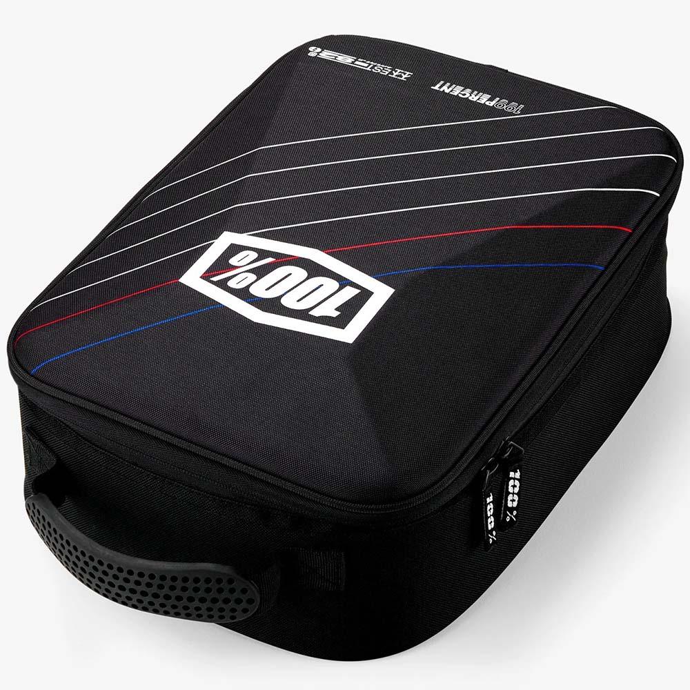 100% Goggle Case Trackman, сумка для хранения очков