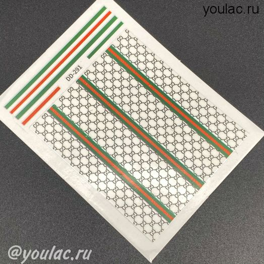 Модный слайдер DD-291