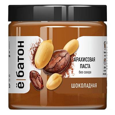 Ёбатон - Арахисовая паста шоколадная