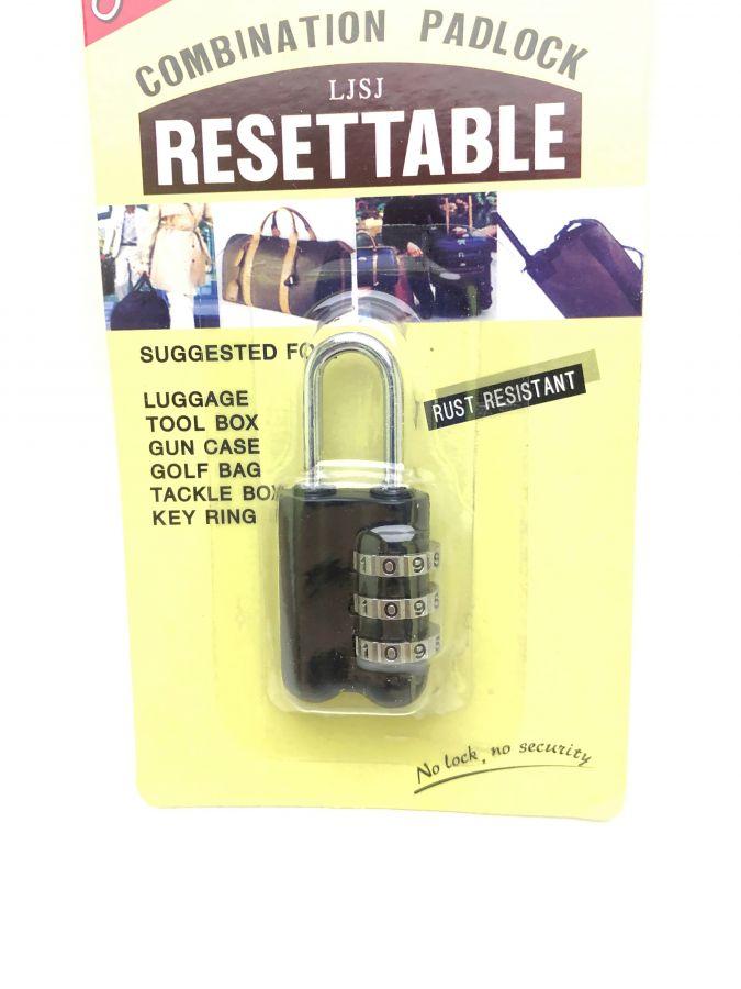 Кодовый замок Resettable
