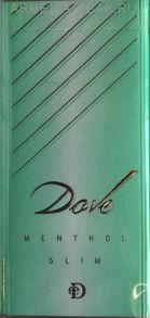 Dove Slims menthol (Duty free)