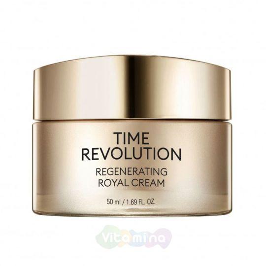 Missha Регенерирующий омолаживающий крем Time Revolution Regenerating Royal Cream, 50 мл