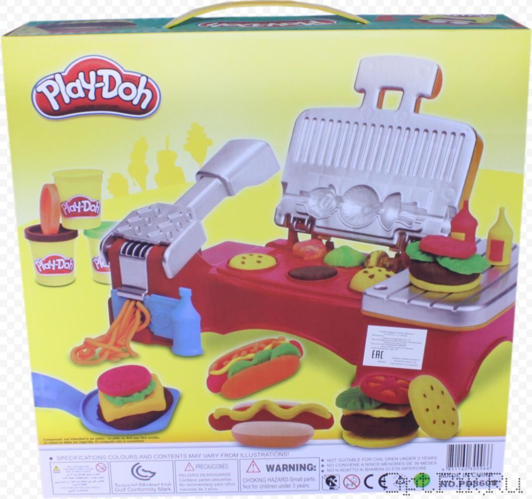 Игровой набор пластилина Play-Doh  Гриль и Барбекю