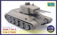 Танк Т-34-3
