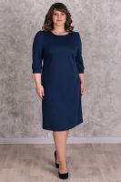 Платье арт.0119-54 индиго, милано
