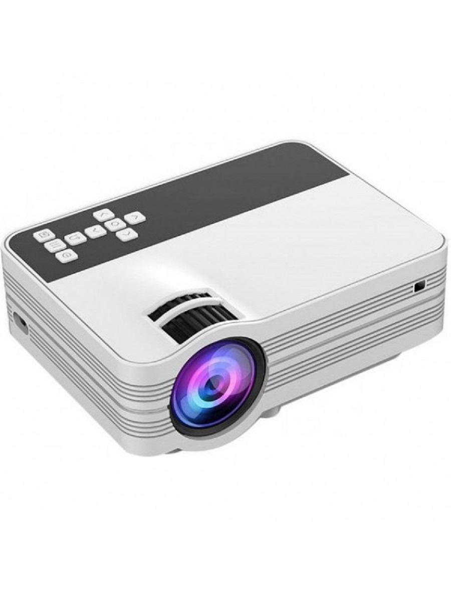 LED проектор UB-10 белый