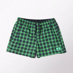 Детские шорты adidas Check Shorts Ml зелёные