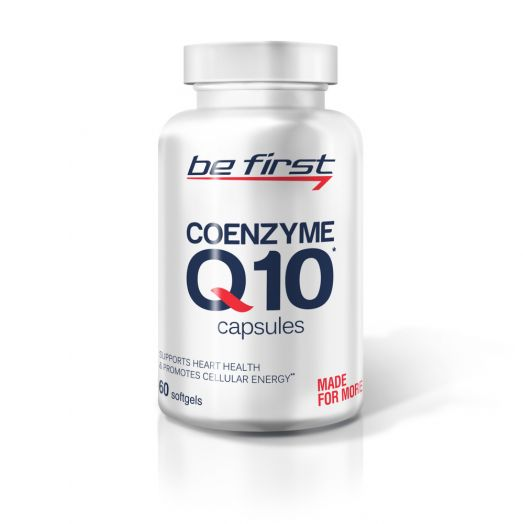 Be First - Coenzyme Q10
