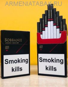 (210)Sobranie Sincse Blacks 1879 (Duty Free)