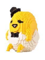 Конструктор Wisehawk & LNO Большой яичный желток 1300 деталей NO. 185 Big egg yolk man Gift Series