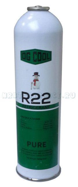 Фреон R-22 (0,820 кг), , шт