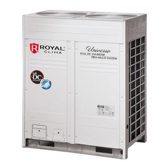 Компрессорно-конденсаторный блок ROYAL Clima MCL-105