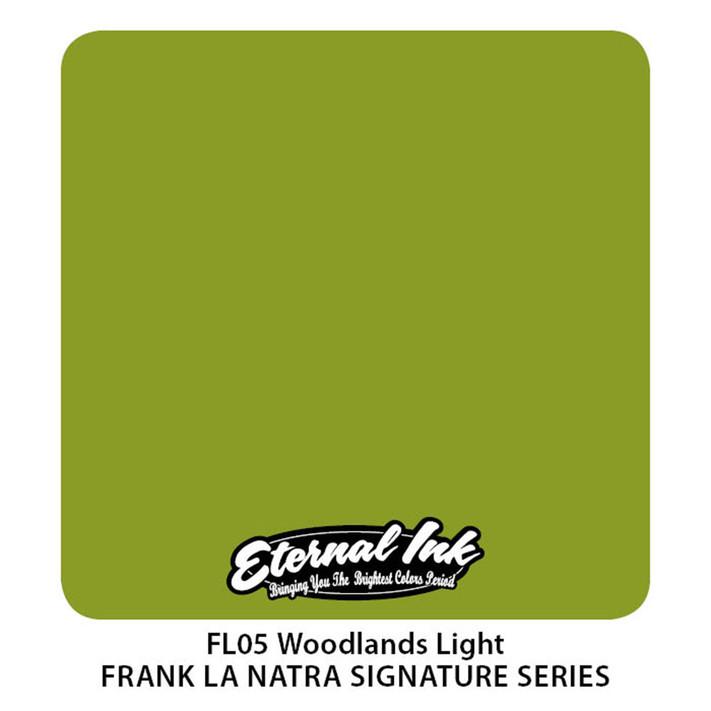 Eternal Ink Frank La Natra - Woodlands Light
