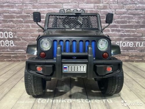 Электромобиль jeep T008TT полный привод