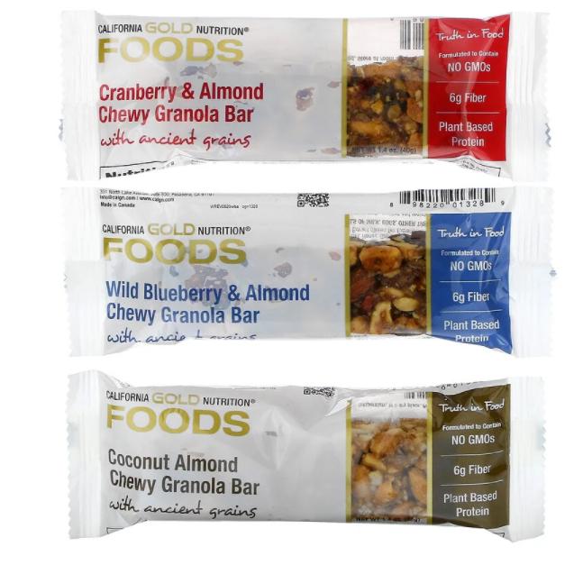 CGN Foods Snakc Bar  40 гр