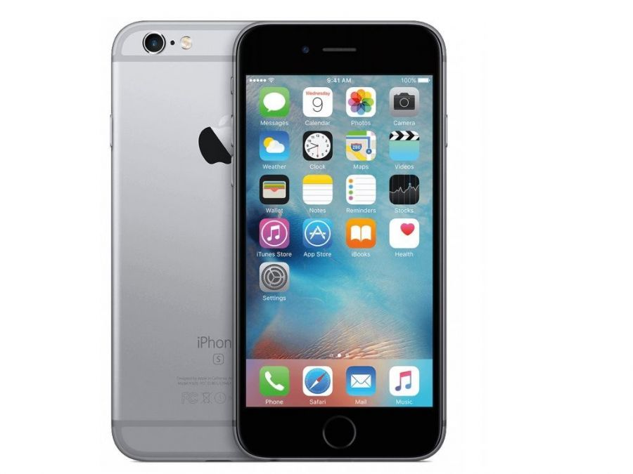 Apple iPhone 6S 128GB Серый космос