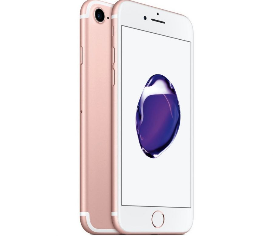 Apple iPhone 7 256GB розовый