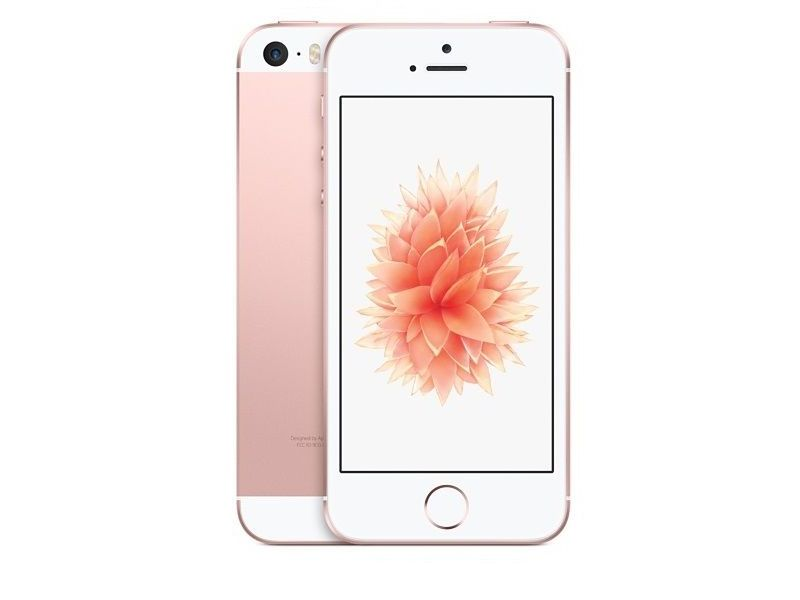 Apple iPhone SE 16GB розовый