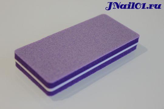 Шлифовщик универсальный широкий фиолетовый