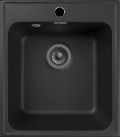 Кухонная мойка GranFest Quarz Z-17 Черный