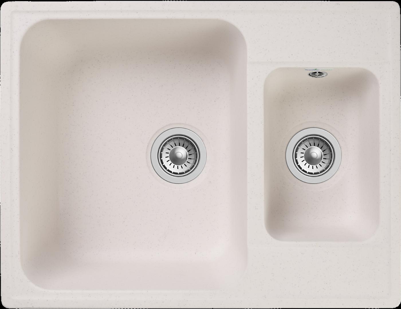 Кухонная мойка GranFest Quarz Z-09 Белый