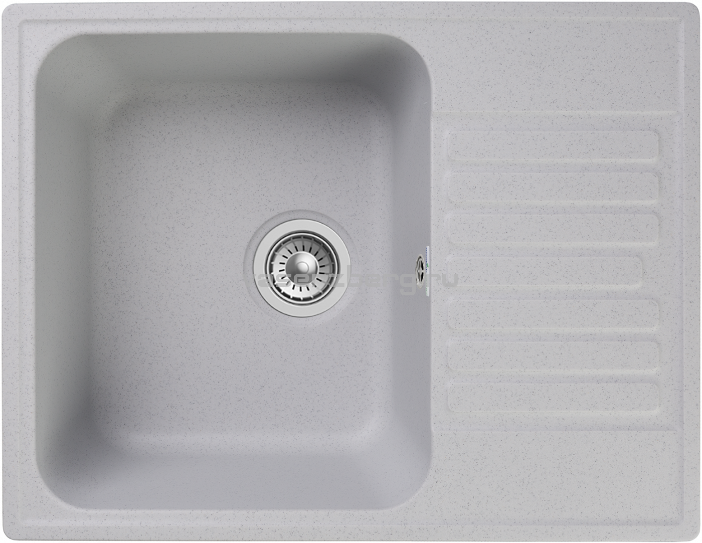 Кухонная мойка GranFest Quarz Z-13 Серый