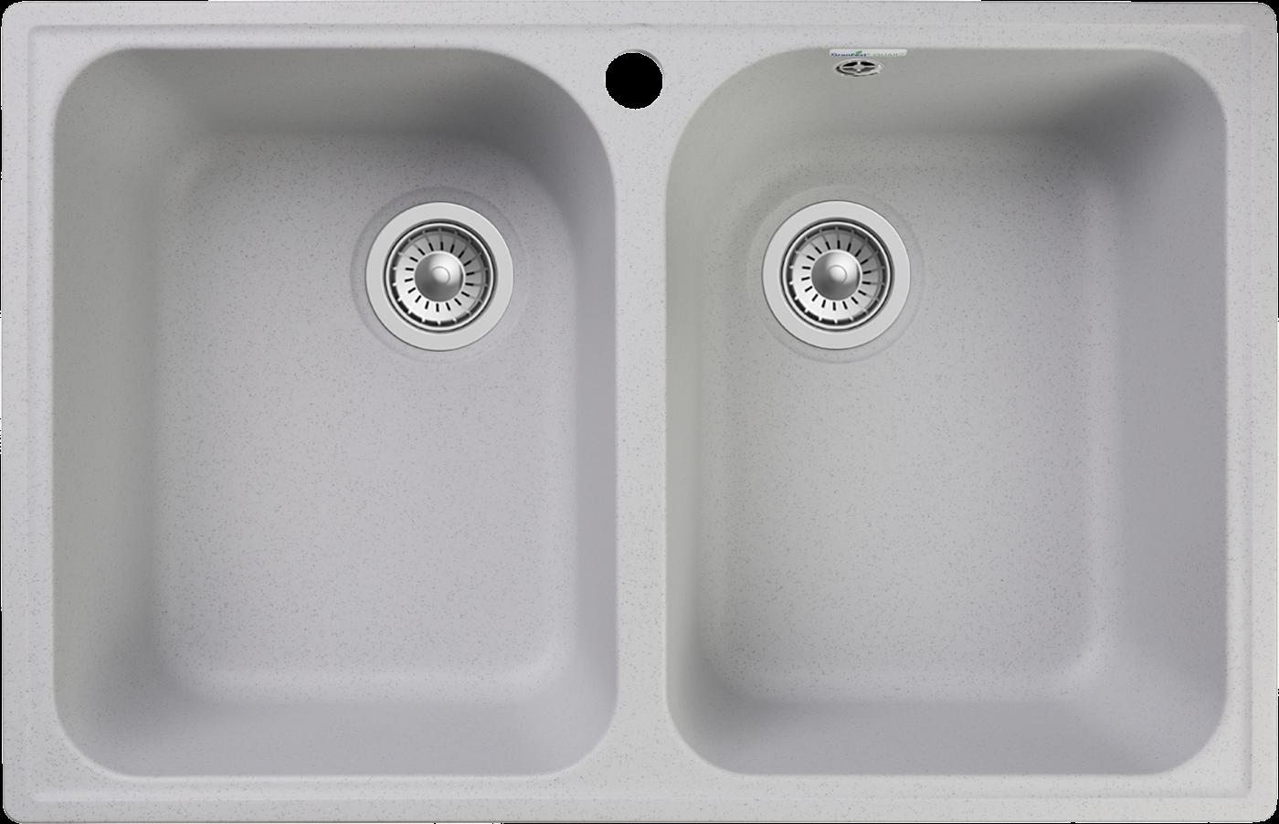 Кухонная мойка GranFest Quarz Z-15 Серый