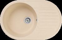 Кухонная мойка GranFest Quarz Z-18 Бежевый