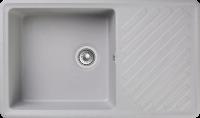 Кухонная мойка GranFest Quarz ZL-53 Серый
