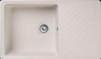 Кухонная мойка GranFest Quarz ZL-53 Белый