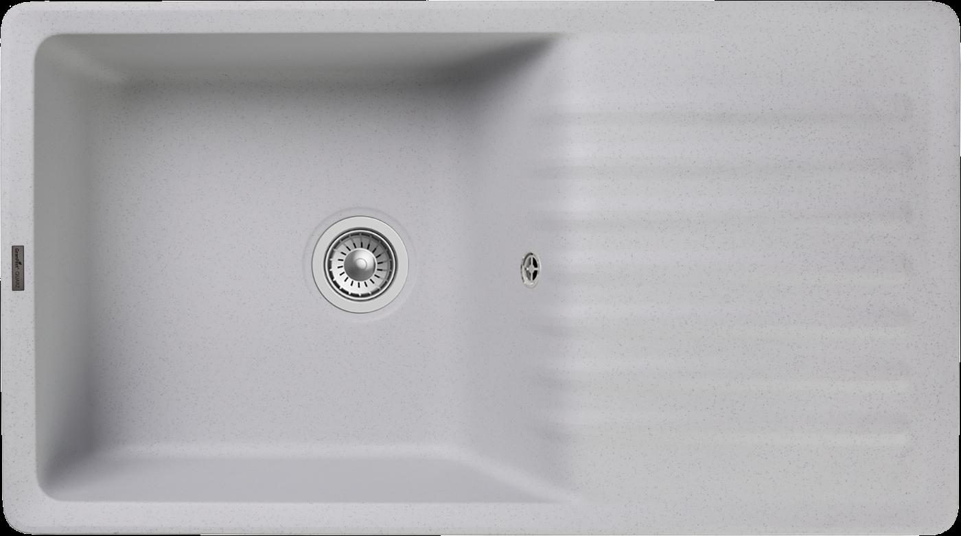 Кухонная мойка GranFest Quarz ZW-73 Серый