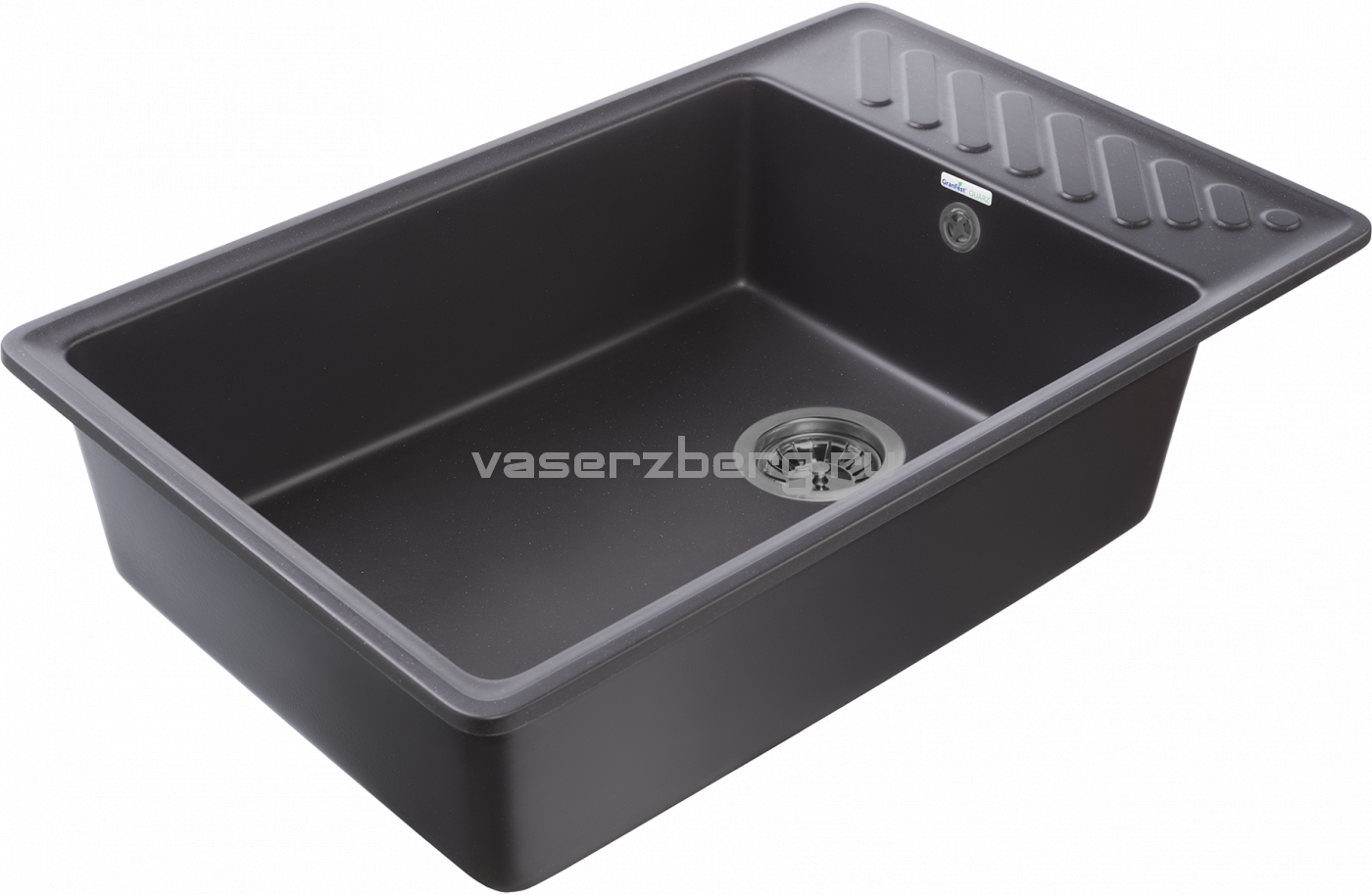 Кухонная мойка GranFest Quarz ZL-51 Черный