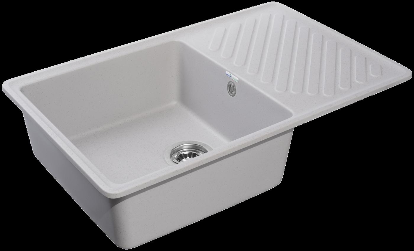 Кухонная мойка GranFest Quarz ZL-52 Серый