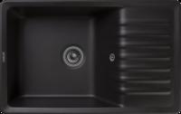 Кухонная мойка GranFest Quarz ZW-72 Черный