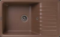 Кухонная мойка GranFest Quarz ZW-72 Терракот