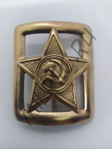 Пряга к ремню комсостава РККА обр. 1935 года